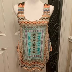 Vintage Havana sleeveless top